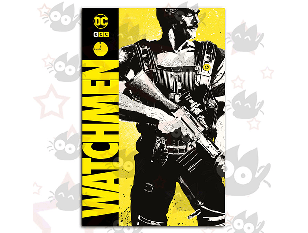 Coleccionable Watchmen Vol. 3