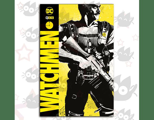 Coleccionable Watchmen Vol. 3