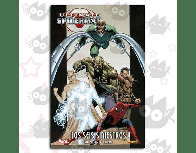 Ultimate Spiderman Vol. 5 - Los Seis Siniestros