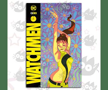 Coleccionable Watchmen Vol. 4