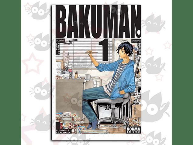 Bakuman Vol. 1 - Norma