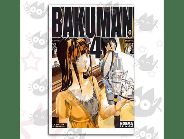 Bakuman Vol. 4 - Norma