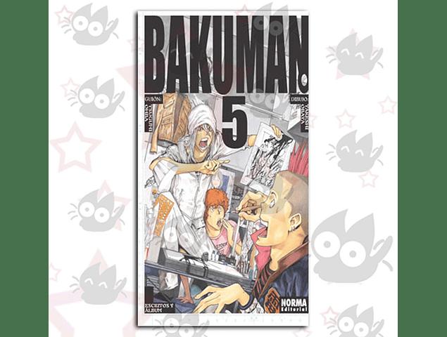 Bakuman Vol. 5 - Norma