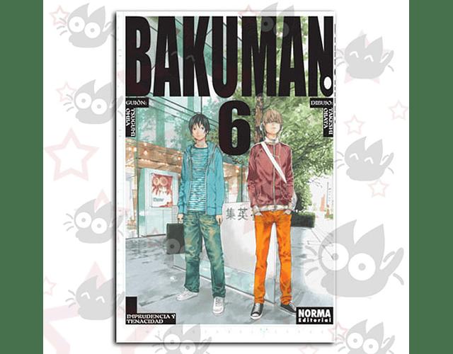 Bakuman Vol. 6 - Norma
