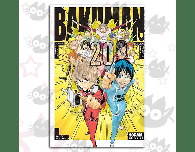Bakuman Vol. 20 - Norma