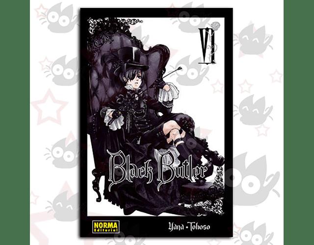 Black Butler Vol. 6 - Norma