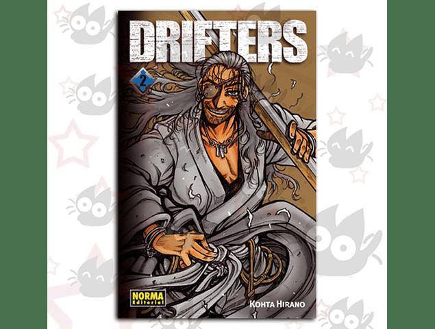Drifters Vol. 2