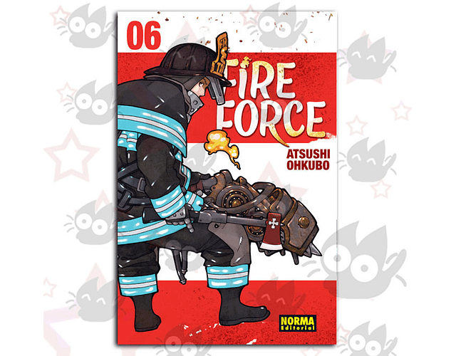 Fire Force Vol. 6 - Norma