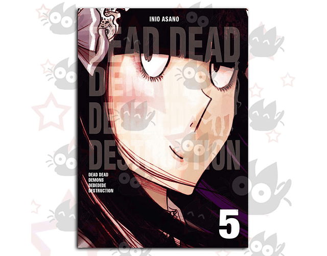 Dead Dead Demons Dededede Destruction Vol. 5