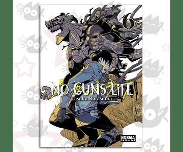 No Guns Life Vol. 6