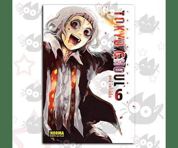 Tokyo Ghoul Vol. 6 - Norma