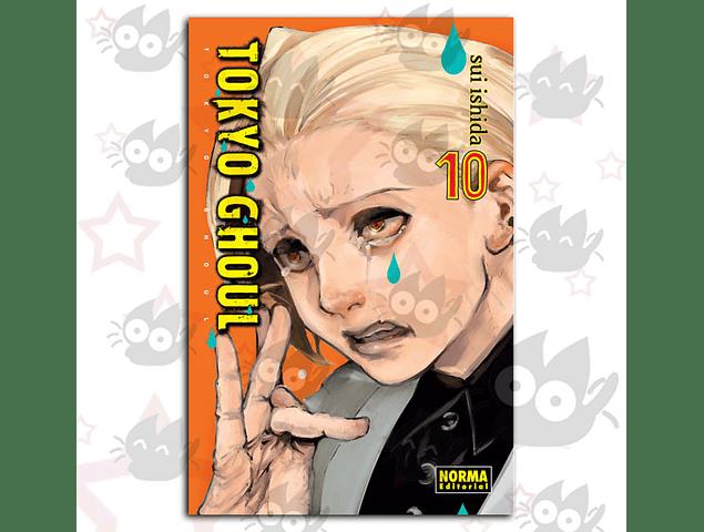 Tokyo Ghoul Vol. 10 - Norma