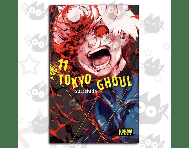 Tokyo Ghoul Vol. 11 - Norma