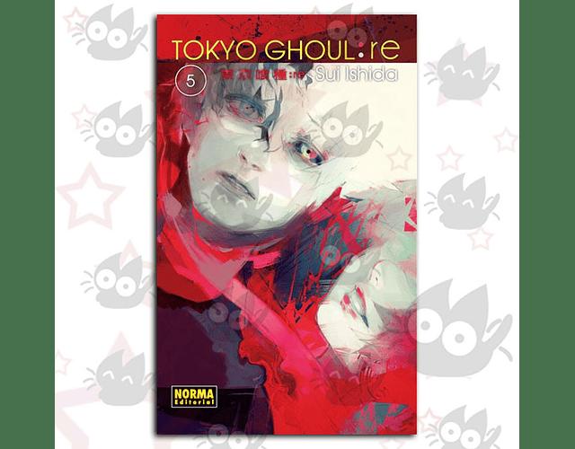 Tokyo Ghoul: Re. Vol. 5 - Norma