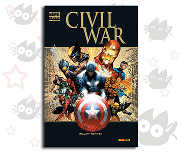 Marvel Deluxe Civil War - G