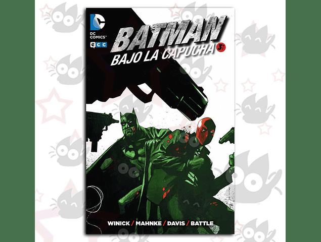 Batman: Bajo la Capucha Vol. 3