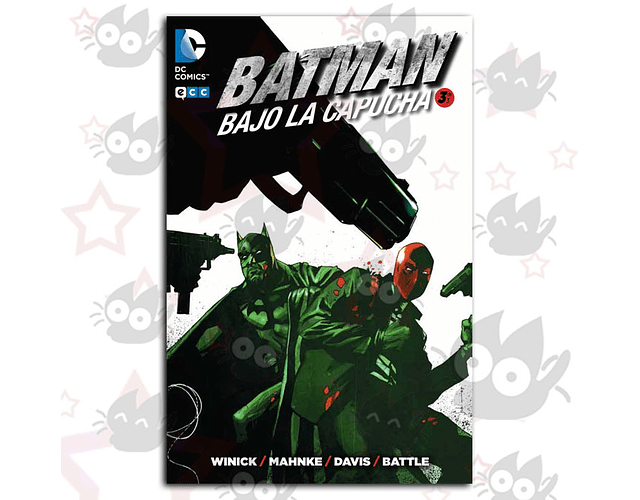 Batman: Bajo la Capucha Vol. 3