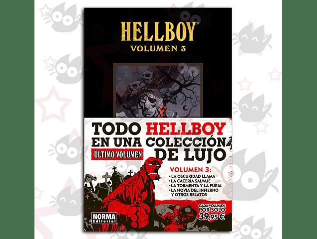 Hellboy - Edición Integral Vol. 3