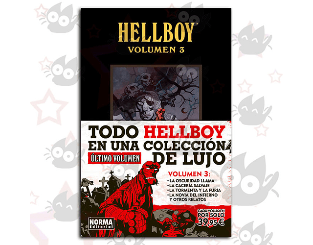 Hellboy - Edición Integral Vol. 3