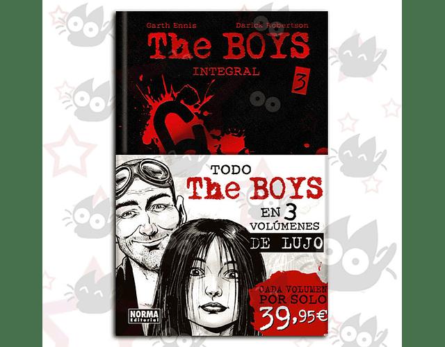The Boys Integral Vol. 3