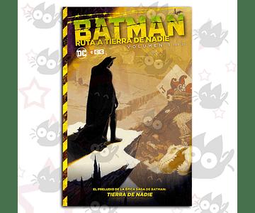 Batman Ruta a Tierra de Nadie Vol. 1