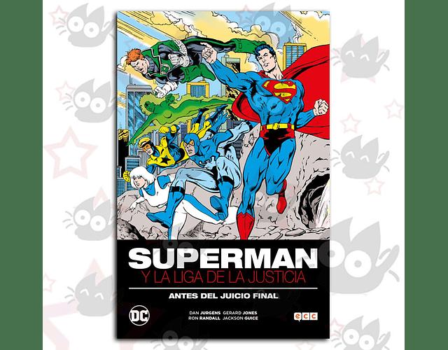 Superman y la Liga de la Justicia,