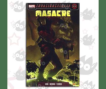 Masacre: Invasión Secreta