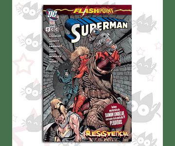 Flashpoint : Superman - Resistencia
