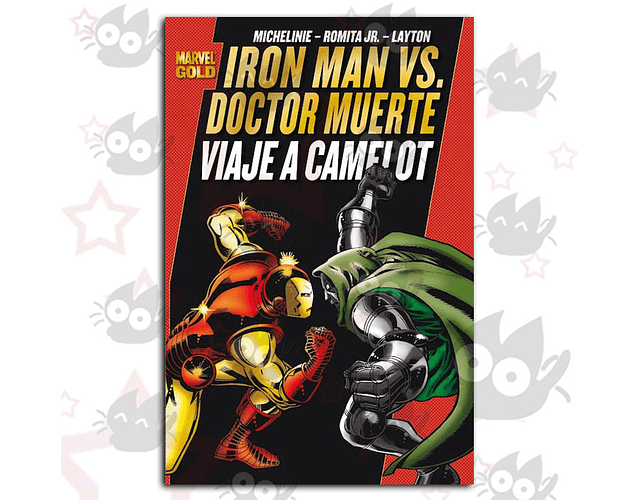 Iron Man Vs Doctor Muerte: Viaje a Camelot