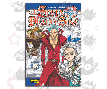 The Seven Deadly Sins Vol. 18 - Norma