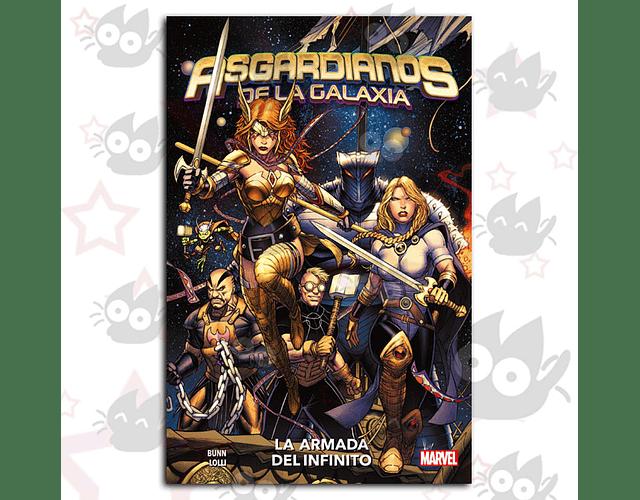 Asgardianos de la Galaxia Vol, 1: La Armada del Infinito