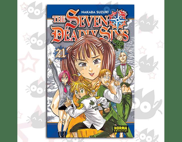 The Seven Deadly Sins Vol. 21 - Norma