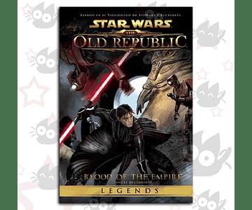 Star Wars Legends: The old Republic Vol. 2 Sangre Del Imperio