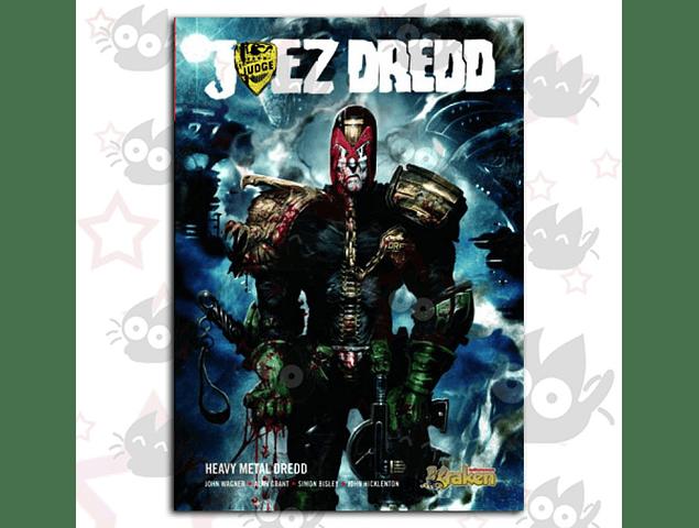 Juez Dredd. Heavy Metal Dredd