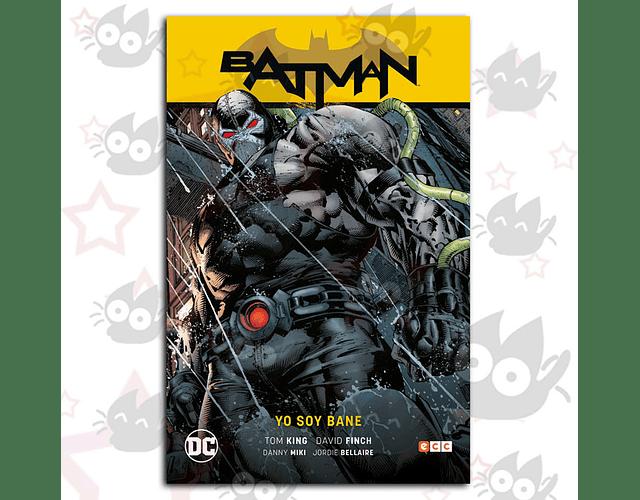 Batman Vol. 4: Yo Soy Bane (BATMAN SAGA - RENACIMIENTO PARTE 4)