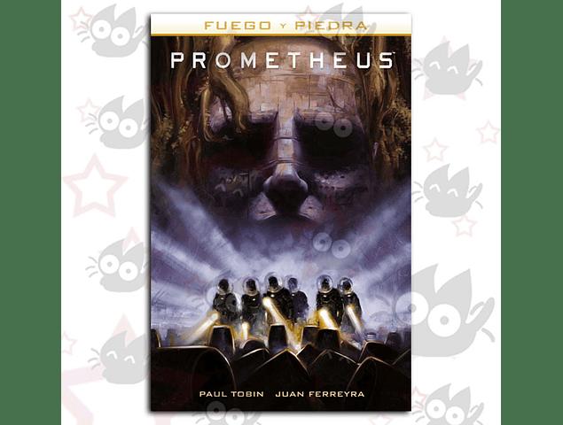 Prometheus: Fuego y Piedra