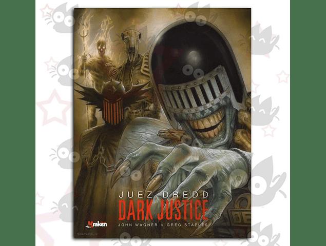 Juez Dredd. Dark Justice
