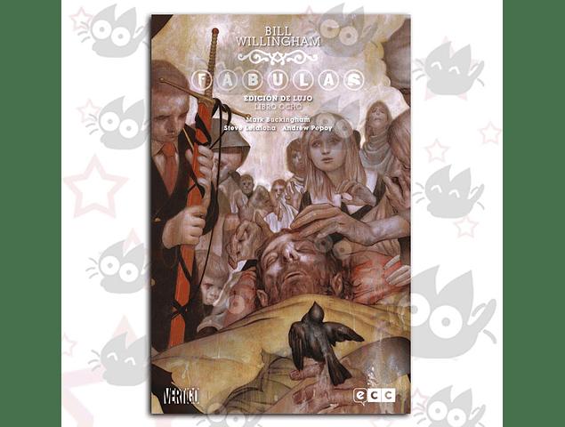 Fábulas: Edición de Lujo - Libro 8