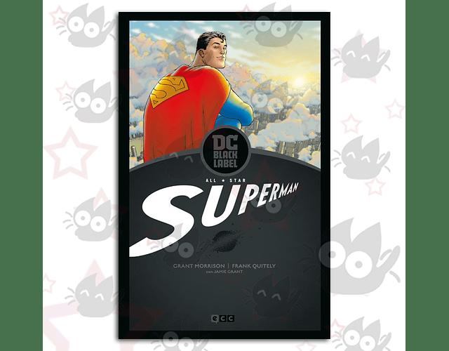All Star Superman - Biblioteca Black Label