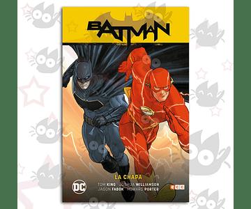 Batman Vol. 5 - Batman/Flash - La Chapa