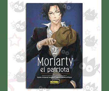 Moriarty El Patriota Vol. 2