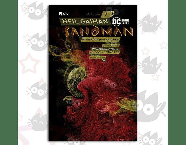 Biblioteca Sandman Vol. 1: Preludios y Nocturnos