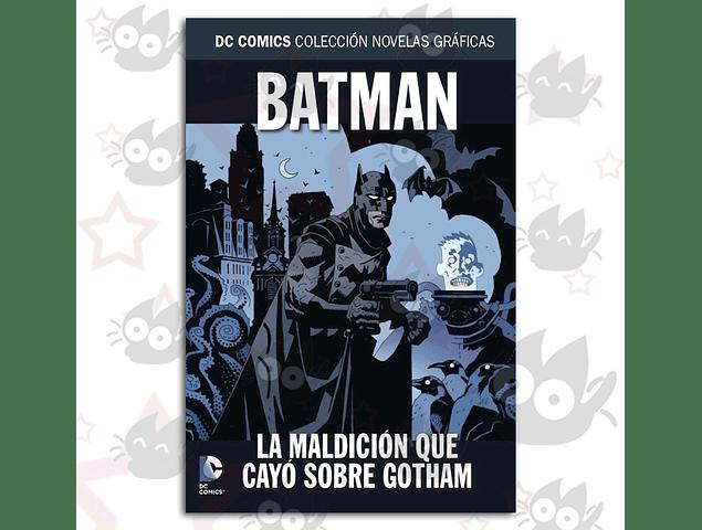 Colección Novelas Graficas Vol. 50 - Batman: La Maldición Que Cayo Sobre Gotham