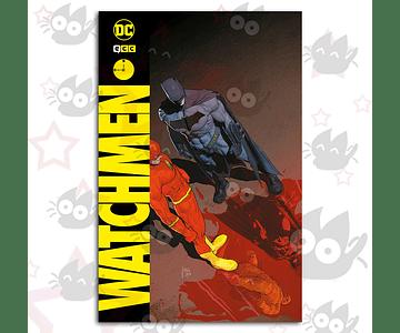 Coleccionable Watchmen Vol. 15