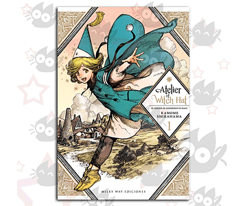 Atelier of Witch Hat Vol. 1