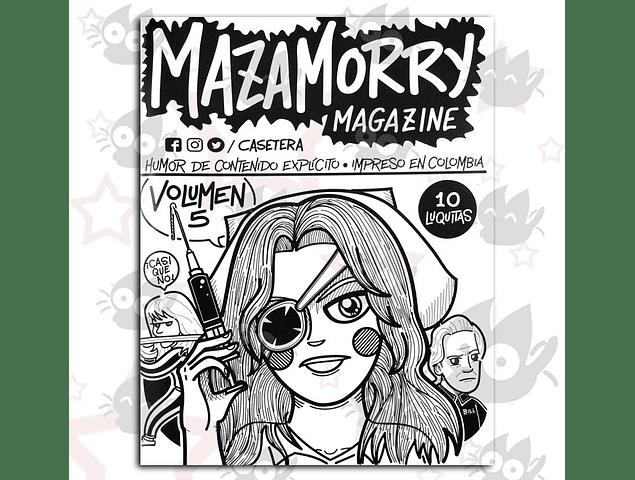 Mazamorry Magazine #5