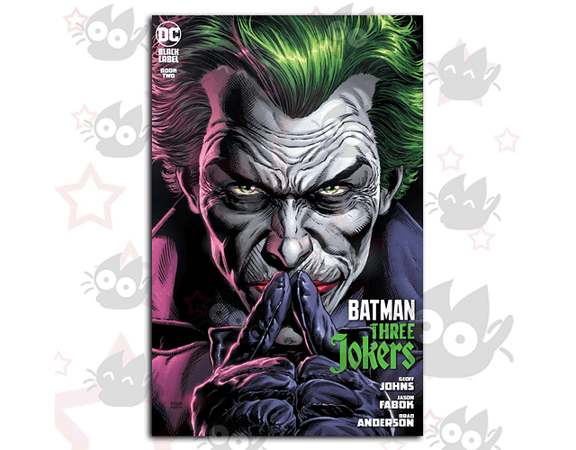 Batman Three Jokers - Book 2