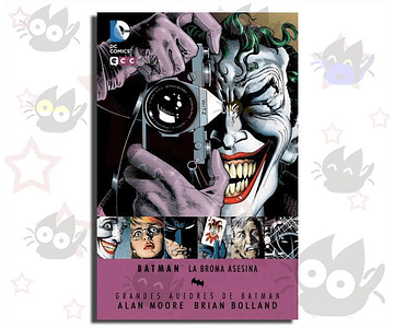 La Broma Asesina - Batman - G