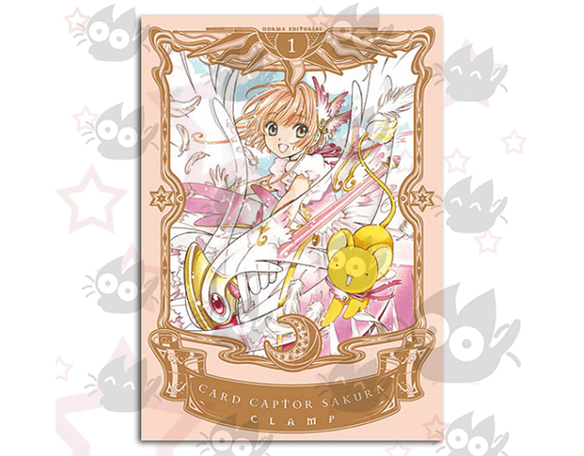 Card Captor Sakura Vol. 1 - Norma