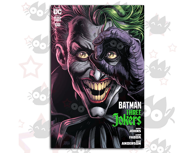 Batman Three Jokers - Book 3